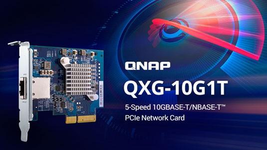 QNAP - Nueva QXG-10G1T
